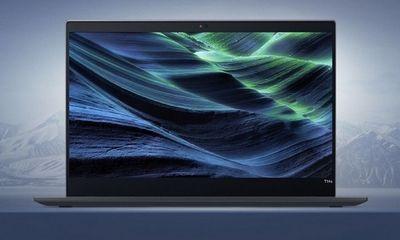 Tin tức công nghệ mới nóng nhất hôm nay 27/4: Lenovo ThinkPad T14s 2021 trình làng