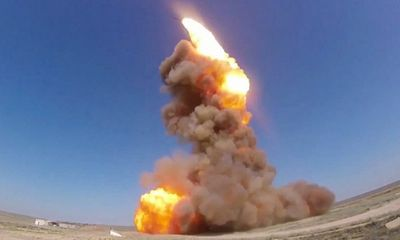 Tin tức quân sự mới nhất ngày 26/4: Nga sở hữu tên lửa chống đạn đạo mới