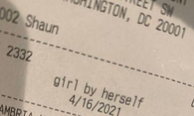 Cô gái đăng ảnh tờ hóa đơn lên mạng, dân tình xôn xao vì dòng chữ vỏn vẹn 3 từ