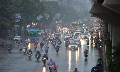 Tin tức dự báo thời tiết mới nhất hôm nay 28/4: Hà Nội chiều tối có mưa