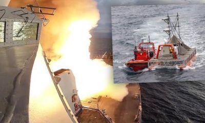 Tin tức quân sự mới nhất ngày 27/4: Tên lửa đánh chặn Mỹ SM-6 diệt hạm xa kỷ lục