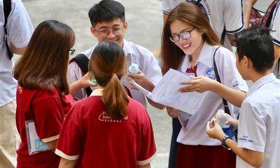 Từ hôm nay (27/4), thí sinh cả nước bắt đầu đăng ký dự thi tốt nghiệp THPT 2021