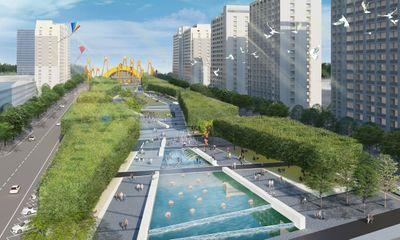 Hé lộ siêu dự án tại Sầm Sơn với trục đại lộ lớn nhất Việt Nam