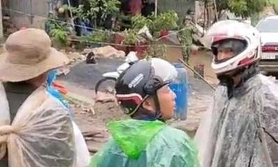 Nóng: Con rể dùng súng bắn chết bố mẹ vợ rồi tự sát ở Sơn La