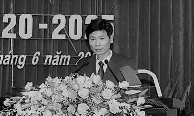 Phó chánh Văn phòng UBND tỉnh Thanh Hóa qua đời