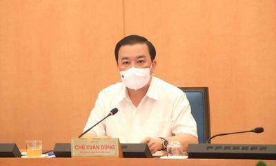 Hà Nội nâng cảnh báo nguy cơ bùng phát dịch COVID-19 lên mức cao nhất