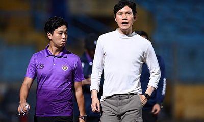 Hà Nội thua trước Bình Định, HLV Park Choong-kyun ra mắt thất bại
