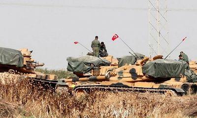 Tình hình chiến sự Syria mới nhất ngày 29/4: Thổ Nhĩ Kỳ án binh bất động sau đòn đau từ Nga