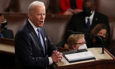 Tổng thống Biden nói gì trong bài phát biểu trước Quốc hội Mỹ khiến ai cũng