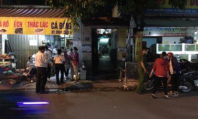 TP. HCM: Phong tỏa con hẻm ở quận Bình Tân liên quan ca nghi nhiễm COVID-19