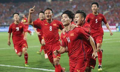 Tuyển Việt Nam sẽ đá vòng loại World Cup 2022 lúc nửa đêm