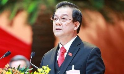 Bộ Chính trị điều động Phó chánh án TAND tối cao giữ chức Bí thư Tỉnh ủy An Giang
