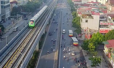 Đường sắt Cát Linh - Hà Đông lại lỡ hẹn chạy dịp 1/5, bộ GTVT xin