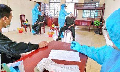 Đà Nẵng: Lấy mẫu xét nghiệm 39 chiến sĩ công an liên quan ca COVID-19 ở Hà Nam