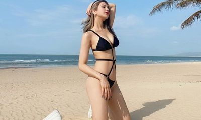 Người đẹp 2 con Diệp Lâm Anh tung ảnh bikini khoe vóc dáng cực phẩm như chưa từng sinh nở