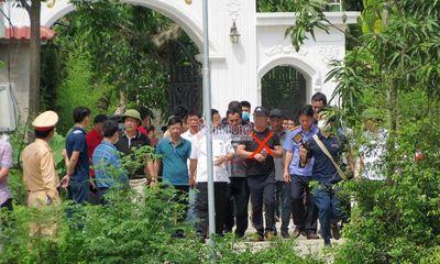 Vụ nổ súng 2 người chết ở Nghệ An: Phó Giám đốc Công an tỉnh tiết lộ về nghi phạm
