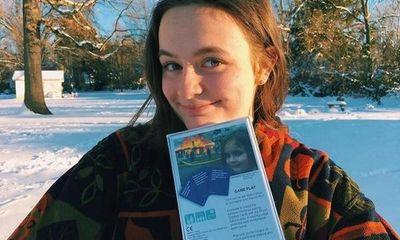 Cô gái 21 tuổi khiến cộng đồng mạng