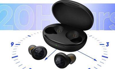 Tin tức công nghệ mới nóng nhất hôm nay 2/5: Tai nghe không dây Realme Buds Q2 trình làng