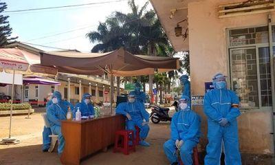 Long An khẩn cấp tìm người đi cùng bệnh nhân 2910 từ Hà Nội vào TP. HCM