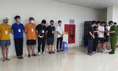 Công an mở rộng điều tra vụ 50 người Trung Quốc nhập cảnh trái phép