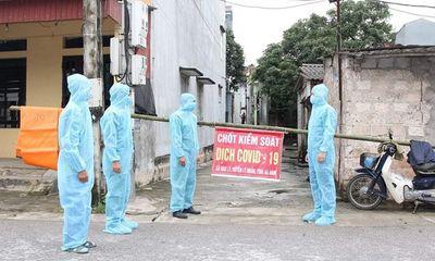 Hà Nam ghi nhận thêm 2 ca dương tính với virus SARS-CoV-2