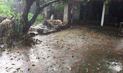 Tin tức dự báo thời tiết mới nhất hôm nay 4/5/2021: Hà Nội có thể xuất hiện mưa đá