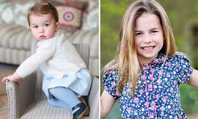 Công chúa nhỏ nhà William-Kate rạng rỡ đón sinh nhật tuổi thứ 6