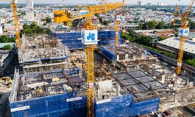 Xây dựng Hoà Bình lãi vỏn vẹn 9 tỷ đồng quý I/2021 dưới thời sếp mới
