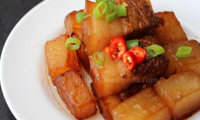 Củ cải kho thịt siêu bổ dưỡng không nên bỏ qua