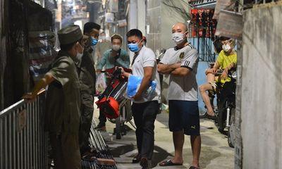 Hà Nội ghi nhận thêm ca dương tính với SARS-CoV-2, là chuyên gia Ấn Độ ở Times City