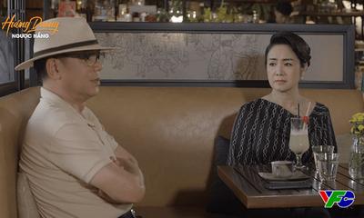 Hướng Dương Ngược Nắng tập 62: Ông Quân từ chối bà Bạch Cúc để gặp Diễm Loan