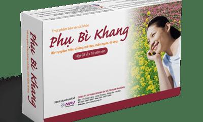 Phụ Bì Khang - Giải pháp từ thảo dược giúp đẩy lùi mề đay mẩn ngứa hiệu quả, không lo tái phát