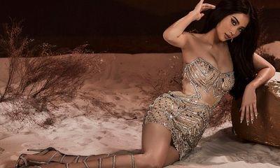 Lệ Nam tung bộ ảnh siêu quyến rũ, sẵn sàng cho Hoa hậu Hoàn vũ Việt Nam