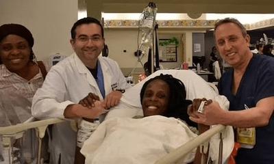 Bà mẹ trẻ sinh liền 9 con cùng lúc, bác sĩ đỡ đẻ mà choáng váng