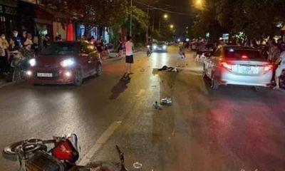 """Hải Dương: """"Hotboy 2k"""" gây tai nạn liên hoàn rồi bỏ chạy, 4 người thương vong"""