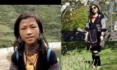 Nhan sắc cô gái H'Mông nói tiếng Anh như gió hiện ra sao mà khiến dân mạng lần nữa dậy sóng?