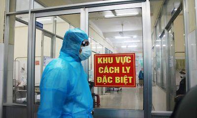 NÓNG: Ghi nhận thêm 18 ca lây nhiễm trong cộng đồng
