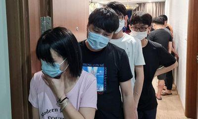 Tạm giam 3 người Trung Quốc tổ chức cho đồng hương ở lại trái phép tại Việt Nam