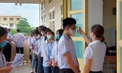 Toàn bộ học sinh Thái Bình được nghỉ sau khi ghi nhận 5 ca dương tính SARS-CoV-2