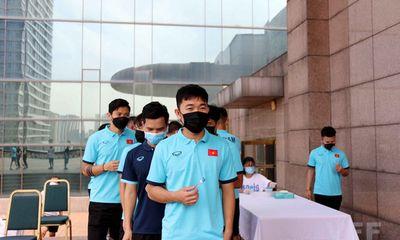 Đội tuyển Việt Nam hội quân, xét nghiệm COVID-19