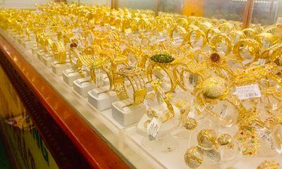 Giá vàng hôm nay 7/5/2021: Giá vàng SJC bất ngờ tăng mạnh