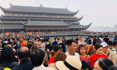 Hà Nam: Nữ nhân viên chùa Tam Chúc dương tính với SARS-CoV-2