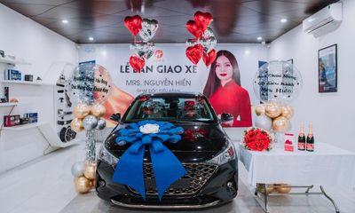 Thương hiệu Hera long trọng tổ chức lễ bàn giao xe cho thành viên xuất sắc
