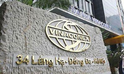 Vinaconex tiếp tục thoái vốn tại công ty con