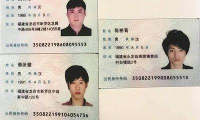 Vụ 5 người Việt giấu 4 người Trung Quốc trong cốp ô tô nhập cảnh