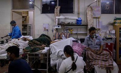 Ấn Độ: Tình trạng thiếu oxy nghiêm trọng đã được giải quyết
