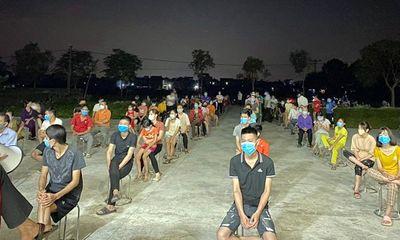 Bắc Ninh thêm 17 ca dương tính với SARS-CoV-2, đều liên quan đến F0 ở xã Mão Điền