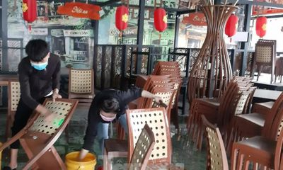 Bình Dương: Đóng cửa nhà hàng, trung tâm tiệc cưới phòng dịch COVID-19