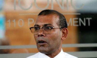 Tình trạng của cựu Tổng thống Maldives sau vụ đánh bom nghi là âm mưu khủng bố