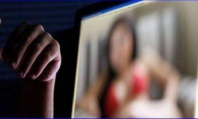 Gửi ảnh khỏa thân cho người tình quen trên mạng, người phụ nữ bị tống tiền hơn 100 triệu đồng
